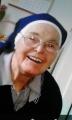 Décès de Soeur Christine de la Communauté des Filles du Saint-Esprit de Poligny