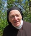 Décès de soeur Thérèse de la Croix - Carmélite