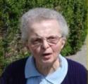 Décès de Sr Marie-Léopold - soeur de l'Alliance