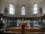 Récollection des prêtres et des diacres diocésains