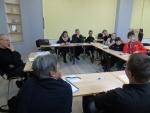 Rencontre du conseil diocésain des jeunes
