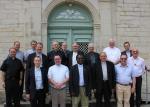 Rencontre de l'IREP - Instance Régionale Evêques Prêtres à Poligny
