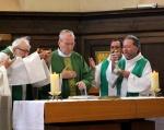 La fête des prêtres jubilaires, millésime 2019