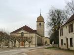 Fête du bicentenaire de l'église d'Arlay
