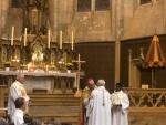 Installation de deux nouveaux chanoines au Chapitre cathédral