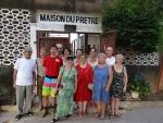 Visitation d'une délégation jurassienne à Thiès