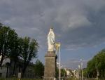 Cédric invite les jeunes à Lourdes