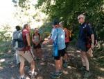 Marche estivale avec l'AJETESC