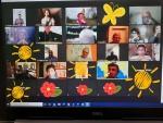 Seconde rencontre virtuelle pour les jeunes