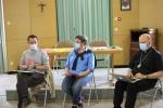 Les premiers pas de la fraternité des missionnaires diocésains