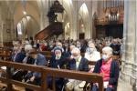 Départ de la communauté des Filles du Saint-Esprit de Poligny