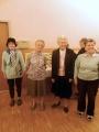 Départ des sœurs de l'Alliance d'Orgelet