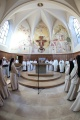 Bénédiction de la chapelle et consécration du nouvel autel des Clarisses