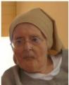 Décès de soeur Marie de l'Assomption  Clarisses à Poligny