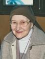 Décès de soeur Anne-Marguerite Vacelet du monastère de la Visitation de Marclaz (74)