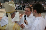 Ordination diaconale de Jean-Baptiste Thibaut