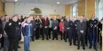 Inauguration et bénédiction de la nouvelle maison du diocèse à Poligny