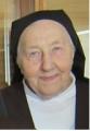 Décès de soeur Marie-Ange (Marie Grillot) - carmélite à Saint-Maur