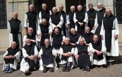 5a25561235753d R.P. Jean-Marc Thevenet, Abbé Fr. F. Marie-Bruno, Prieur Fr. F. Albert,  Sous-Prieur
